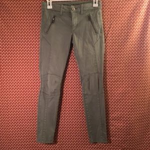 American Eagle - Cargo Skinny Jegging - Green